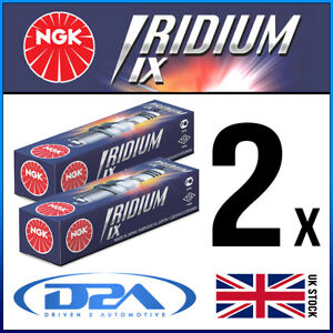 2x NGK BR9EIX 3981 Iridium IX Spark Plugs *Wholesale Price SALE*