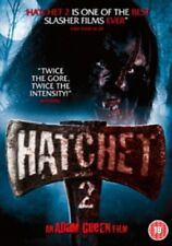 Hatchet II (Danielle Harris, Tony Todd) Hatchet 2 Two New Region 2 DVD