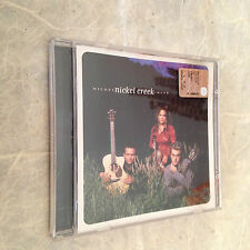 NICKEL CREEK CD NICKEL CREEK SUGAR HILL 0927454532 2000
