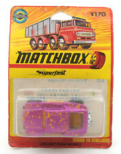 Japanese Issue Matchbox Superfast MB-30 Beach Buggy In Blister Pack *MOC*