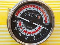 Massey Ferguson 155, 158, 165168185188 MF Tachometer 1860065M91, 3381905M1
