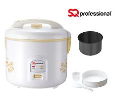 2.8L Electric Non Stick Auto Multi-Function Rice Cooker Warm Cook White 1000W