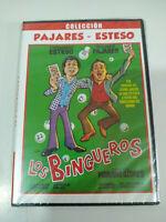 Los Bingueros Pajares Esteso - DVD nuevo