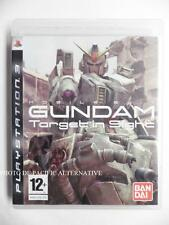 jeu MOBILE SUIT GUNDAM TARGET IN SIGHT sur PS3 playstation 3 game spiel juego