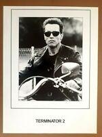 Terminator 2 - Vintage 1990's Promotional Poster