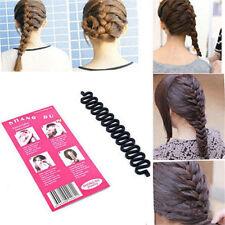 Women Fashion Hair Styling Clip Stick Bun Maker Braid Tool Hair Accessories Hot