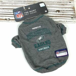 Philadelphia Eagles / Pets First / Dog Cat T-Shirt Jersey NFL Team / Size Small