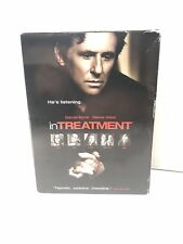 In Treatment (DVD, 2008, 9-Disc Set) Very Good
