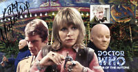 """Doctor Who """"Terror Of The Autons"""" Classic Episode Cover - Signed by KATY MANNING"""