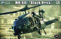 KH50005 Kitty Hawk 1/35 MH-60L Black Hawk Model Kit (No Figures )