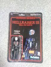 Hellraiser 3 Pinhead Reaction Figure horror series