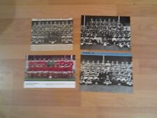 4 old swindon town football team groups with free postage
