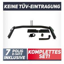 Mazda 6 GG 5-Tür 03-08 Anhängerkupplung starr+E-Satz 7p