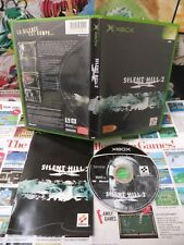 Xbox:Silent Hill 2 - Inner Fears [TOP KONAMI & 1ERE EDITION] COMPLET - Fr