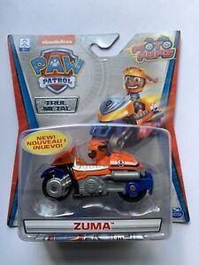 Paw Patrol True Metal Moto Pups ZUMA. New. Rare