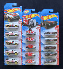 2021 HOT WHEELS TOYOTA TRUCK TRIUMPH TR6 '32 FORD TARGET RED EDITION LOT OF 15