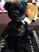 Ty Beanie Baby The End Bear Mint Condition With Errors Rare Find For Collectors