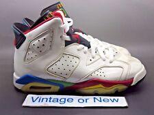 save off 09668 7306c Nike Air Jordan VI 6 Olympic Beijing Retro GS 2008 sz 5.5Y