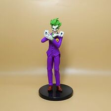 "DC Direct  BATMAN Arkham Origins THE JOKER Action Figure 6"" #A4"