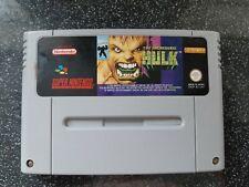 HULK - SNES - *Retro Sale!* - Super Nintendo Game - The Incredible Hulk
