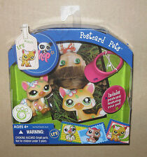 Littlest Pet Shop Postcard Colorful Cat #1582 MIP BRAND NEW