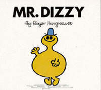 Mr. Dizzy by Roger Hargreaves (Paperback, 1976)