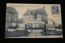 ESCAUDOEUVRES MONUMENT AUX MORTS NORD  R1178