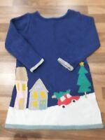 Beautiful joules girls Christmas dress age 2-3 years