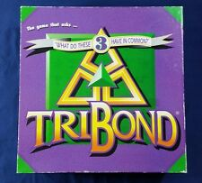 TriBond Game - 1995 Patch Games # 7333 - What Do These 3 Have In Common