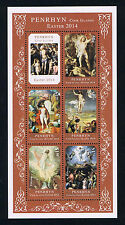 Penrhyn 2014 Easter Postage Stamp Issue