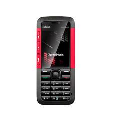 Nokia XpressMusic 5310 - Red Cellular Phone GSM FOTOCAMERA Bluetooth