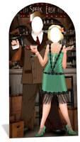 Roaring 1920s Speakeasy Stand-in Lifesize Cardboard Cutout / Standee *Damaged*