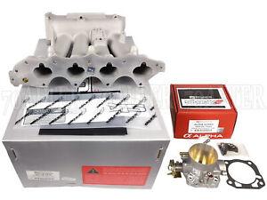 Skunk2 Pro Intake Manifold + 70mm Throttle Body for 94-01 Integra GSR B18C1