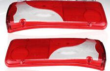 Streuscheibe Glas für Zusatzscheinwerfer MAN TGA TGL TGM TGS L2000 M2000 L+R