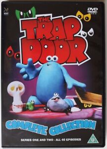 DVD R2 - The Trap Door - Complete Collection - Preowned