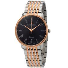 Maurice Lacroix LC6067-PS103-310 Men's Les Classiques Black Automatic Watch