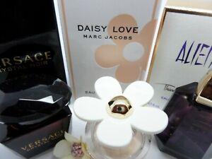 VERSACE~MARC JACOBS Daisy Love~THIERRY MUGLER Women MINI Miniature PERFUME SET