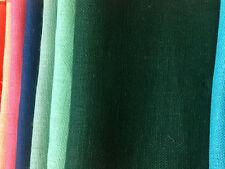 Arpillera Rústico Yute de Pasillo Boda Camino Mesa 12'' Ancho Azul Verde