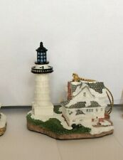 Harbour Lights Christmas Ornament 2000: Cape Elizabeth, Maine Lighthouse Box