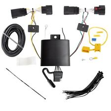 Trailer Wiring Harness Kit For 2019 Lincoln Nautilus All Styles Plug & Play NEW