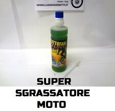 Sgrassatore degreaser moto cross enduro bici bike MIDOR concentrato concentrated