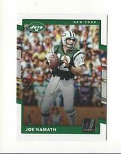 2017 Donruss #206 Joe Namath Jets