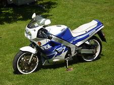 Yamaha FZR 1000 Genesis EZ 87  Heckverkleidung links Verkleidung