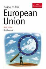 The Economist Guide To The European Union-Dick Leonard, 9781861979308