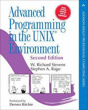 Advanced Programming in the UNIX Environment by W. Richard Stevens, Stephen...
