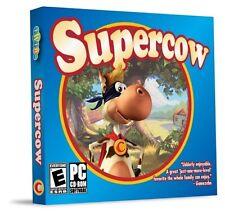 Supercow PC Games Windows 10 8 7 XP Computer super cow action platformer NEW