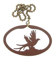 Pheasant Fan Pull - Ornament