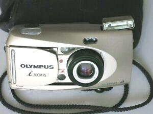OLYMPUS i ZOOM 75