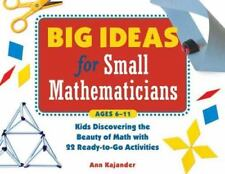 Big Ideas for Small Mathematicians: Kids Discovering the Beauty of Math with 22