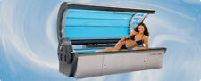 Solaris 442 Level 2,15 Minute Tanning Bed (Refurbished), Installed with Warranty